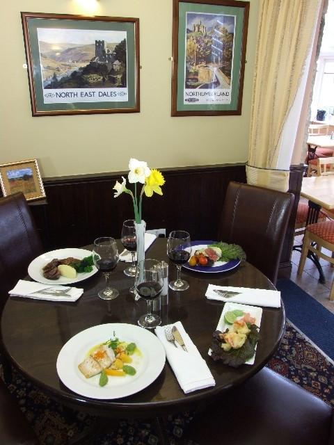The Battlesteads Hotel & Restaurant