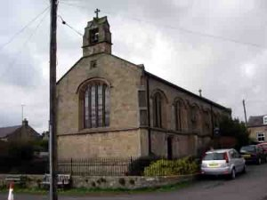 St George's Church, Wall