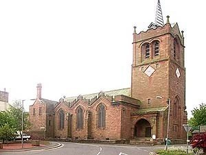 St Martin's Church, Brampton