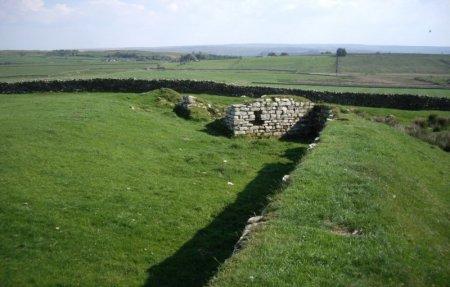 Aesica Roman Fort