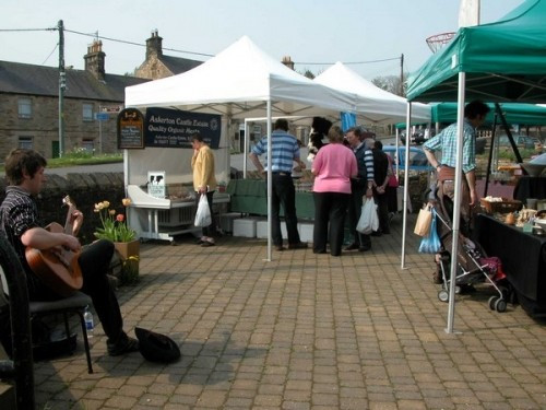 Hadrian's Wall Farmers' Market at Greenhead